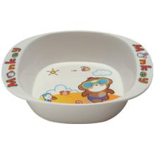 Melamine Kid′s Tableware The Bowl with Ears (BG2085)