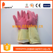 Latex Gloves DIP Flock Liner for Cleaning Washing DHL215