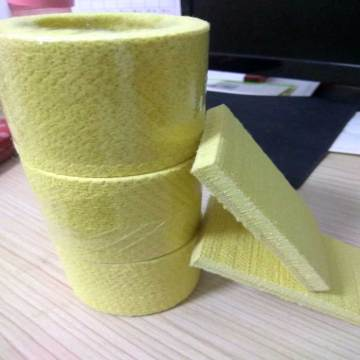 Para-aramid Roller Covers Tay áo phớt Roller