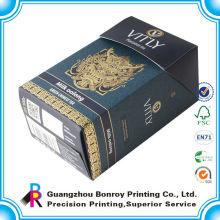 Alibaba china caixa de presente caixa de embalagem caixa de papel de guangzhou
