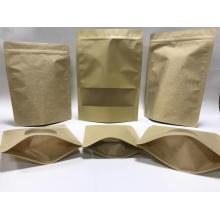 Kraft Paper Stand Up Doypack Dozownik Doypack
