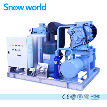 Machine à glaçons 10T World de neige