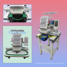 Single Head Embroidery Machine for Cap T Shirt Flat Embroidery