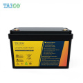 High Quality Deep Cycle 12.8V 100AH Prismatic LiFePO4 Battery Cell for Solar Home System