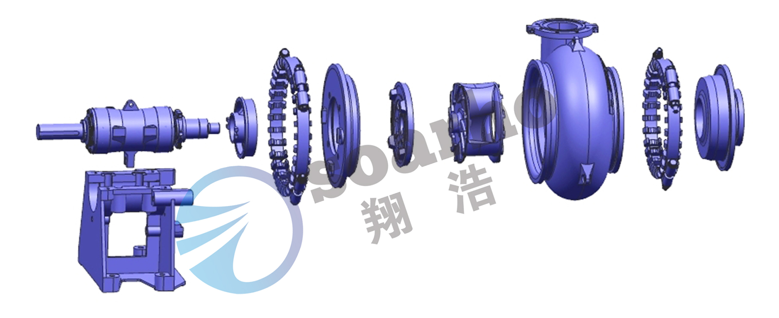Slurry Shield Pump