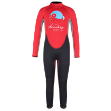 Seaskin 2020 Custom Kid Divers Wetsuits Boyut