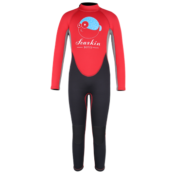 Seaskin 2020 Custom Kid Divers Wetsuits Size