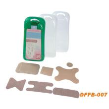 Kunststoff Mini-Erste-Hilfe-Kit Tasche Verbandskasten (DFFB007)