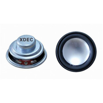 Wasserdichter 4ohm 3w Plastic Cone Speaker 50mm