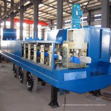 Máquina formadora de proyectos de construcción de arco Bh600-305