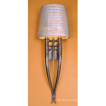 Modern Indoor Hot Sale Product High Quality Chrome Wall Lamp