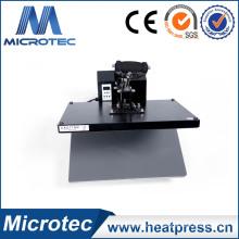 Prensa de calor de alta pressão com abertura automática