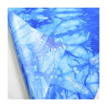 High quality custom nylon elastane printed fabric new material ski fabric taslon fabric for dress outdoor garment