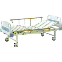 Hospital Bed Movable Full-Fowler Patient Bed with ABS Headboards (B-16)