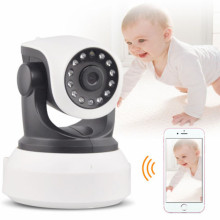 Pan Tilt Network Security CCTV Wireless IP Camera
