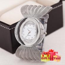 Vintage Face Women Relógio de pulso Diamond Elegance Watch Cestbella Special Gifts Watch