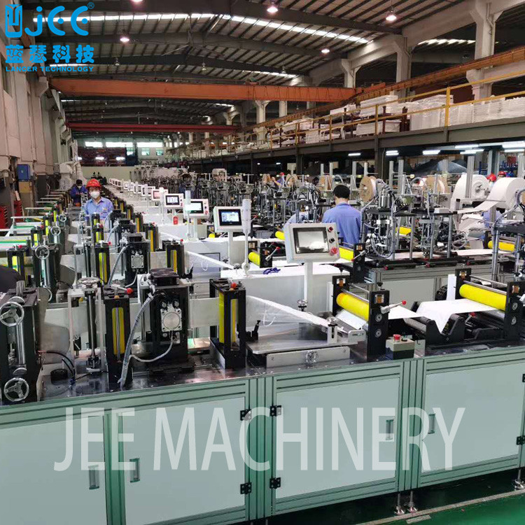 N95 Mask Machine Factory 4