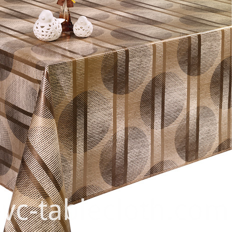 Vinyl Printed Tablecloths by Yard