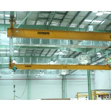 Electric Single-Girder Suspension Crane