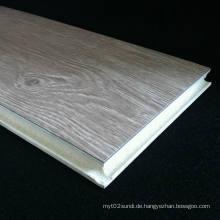 Wasserdichter feuerbeständiger WPC-lamellenförmig angeordneter Bodenbelag Einfach-Installierter WPC-lamellenförmig angeordneter Bodenbelag