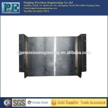 Placa de unión de acero inoxidable