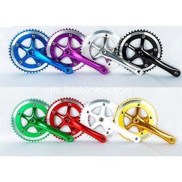 Chainwheel Cover Steel Crank Bicycle Chainwheel