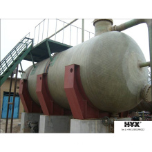 FRP Horizontal Tank for Sewage Treatment
