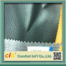PVC-Material Synthetik-Leder für Sofa und Autositz