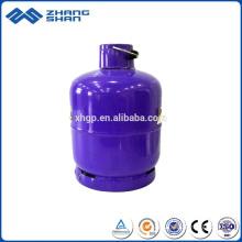 Kommerzielle Hochdruck-Stahl-Sauerstoff-LPG-Gasflasche