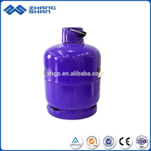 Cylindre de gaz GPL d'oxygène en acier commercial à haute pression à la maison