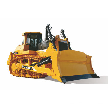 China Famous Brand Shantui New hydraulic Wetlands Swamp Bulldozer SD42-3 untuk Dijual