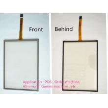Für POS, All-in-One, Spiele, Bestellen Maschine 10 Zoll 5 Wire Touchscreen