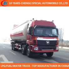 12 Wheels 30cbm 35cbm Dry Bulk Cement Tank Truck