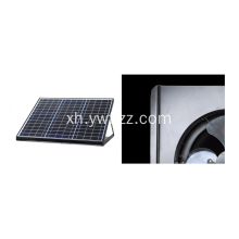 12W I-Solar Powered Wireless Roof Ventilator