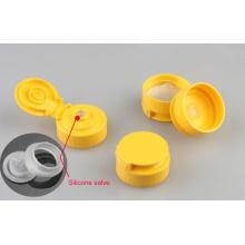 Silikon-Ventil für Squeeze-Flasche Flip Top Cap (PPC-SCV-01)