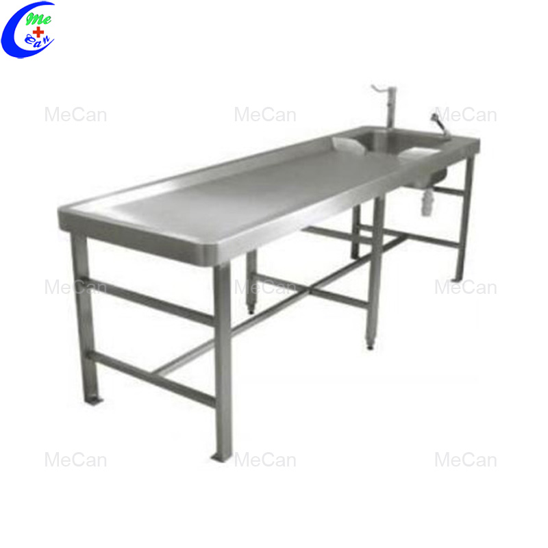 MCJP-01 autopsy dissecting table