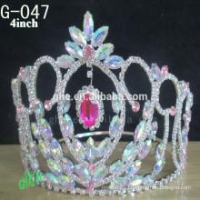 Новые оптовые модные показы на заказ новые короны тиары