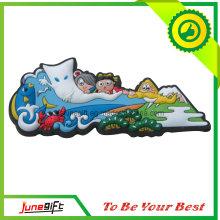 Kühlschrankmagnet / 3D Effekt PVC Kühlschrankmagnet (JN-0243)