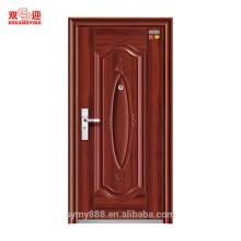 Les portes matérielles en acier anti-feu 1.5hours construisent la feuille en métal ignifuge utilisée