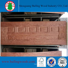 3.6mm High Quality Natural Wood Veneer Doorskin