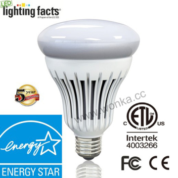 LED Br Birnen Br40 ETL gelistet und Energy Star Zertifizierung