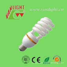 T4 Semi-espiral energía ahorro lámpara CFL 65W