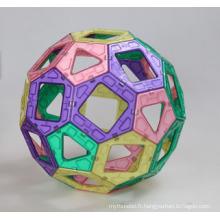 Les plus récents jouets de construction magnétique toy block building toys