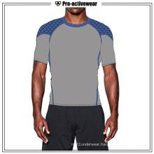 Customized Design High Quality Gym Wear Rash Guard