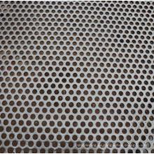 Lochblech aus rostfreiem Stahl