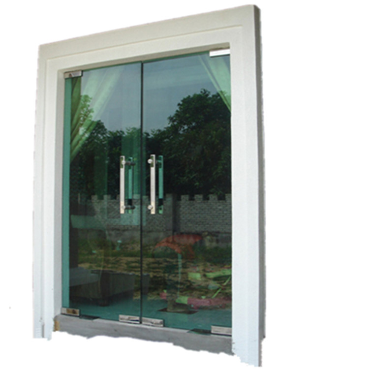 8mm 10mm 12mm Clear Custom Made Door Glass
