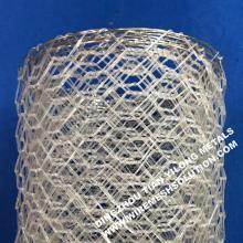 Polyster Hexagonal Gabion Mesh for River