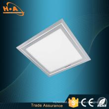 Tipo Recessed iluminação do teto da cozinha do diodo emissor de luz das luzes de painel do teto