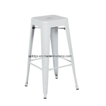 Iron Stool Metal Bar Stool High Stool