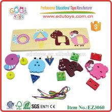 Hot Sale Jouets de jouets en bois pour enfants populaires, jouet d'intelligence éducative